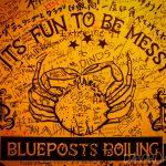 【Blue Posts Boiling Crabs & Shrimps】シーフード好きにはたまらない、カニとエビの専門店