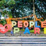 【遊ぶ】見て良し、歩いて良し、休んで良し、ダバオ市民憩いの場所 – PEOPLE'S PARK