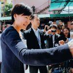 【News】安倍昭恵首相夫人、ダバオの日本人墓地を訪問