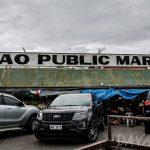 【News】ダバオ市では229名の新型コロナウィルス感染者を確認、集団感染でアクダオ公設市場が閉鎖