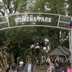 【Osmena Park】ダバオの歴史ある公園に行ってリラックスしよう!