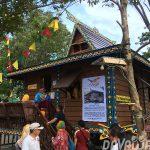 【News】多くの外国人観光客がカダヤワンヴィレッジを訪れる