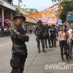 【News】母国の治安強化に貢献するため 警察官志願者836名が訓練を完了