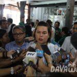 【News】ダバオ市は封鎖レベル引き上げか、サラ市長が市民に準備を呼び掛け