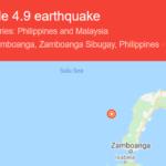 【News】ミンダナオ島でM4.0以上の地震が頻発、注意呼びかけ