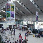 【News】ダバオ国際空港に到着客待機用の追加施設を準備