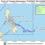 【News】400世帯以上が避難、ダバオ地方の熱帯低気圧(台風1号)は峠を越える